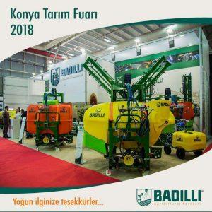 Ежегодная сельскохозяйственная выставка в г. Конья (Турция)